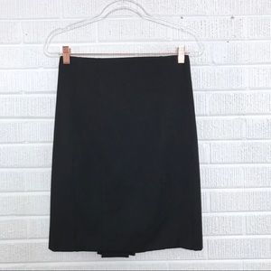 Express Black Pencil Skirt Career Work Size 4